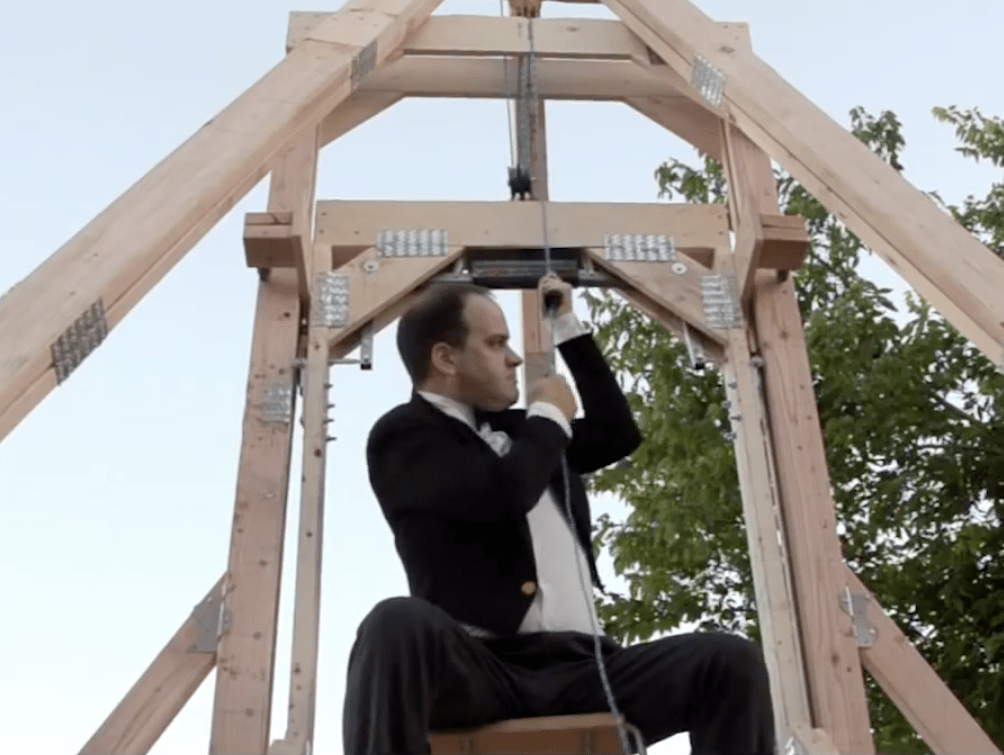 """Make: Inventions """"The Safety Elevator"""""""
