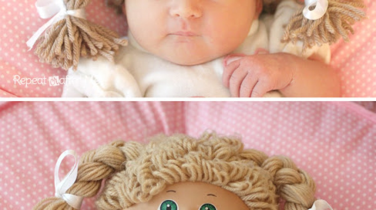 How-To: Crocheted Cabbage Patch Doll Hat | Make: