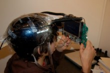 A device you can wear on your head to entertain you.