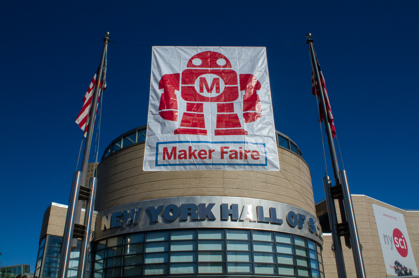 World Maker Faire NY: Behind-the-Scenes Action