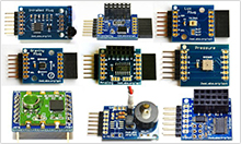 blue micro board