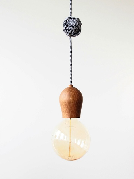 How-To: Decorative Knotted Pendant Lamp Cords