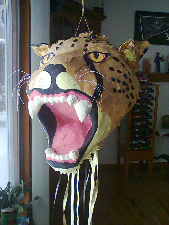 Fantastic Handmade Piñatas