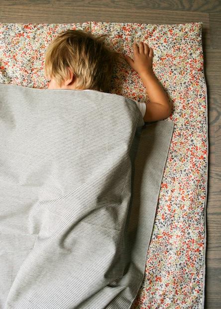 How-To: Liberty Nap Mat