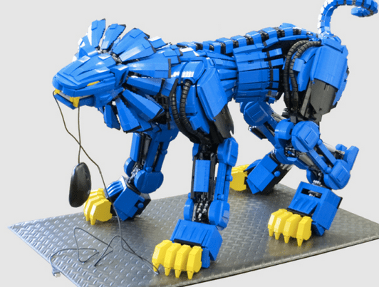 Going Big with Legos