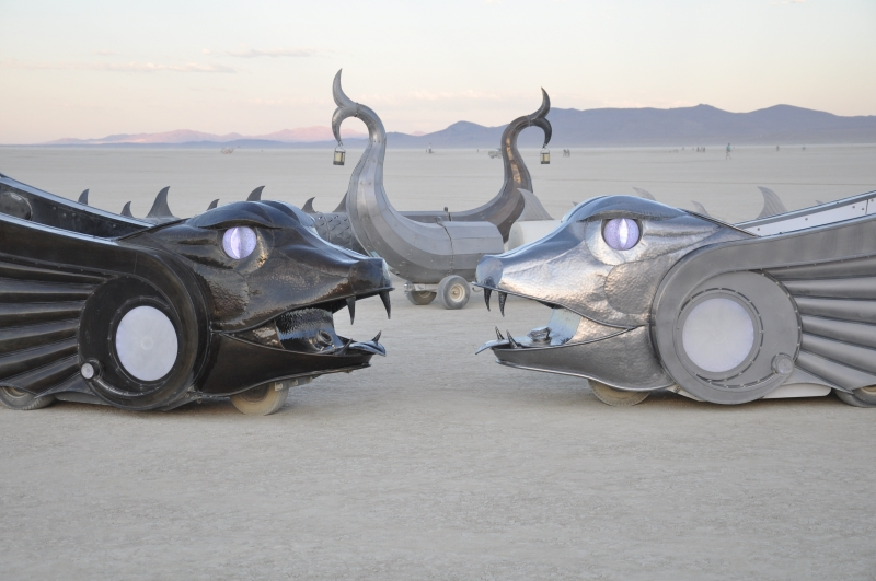 Makers on the Playa