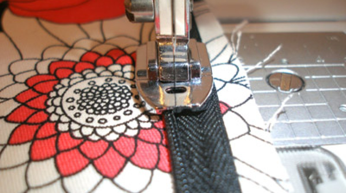 How-To: Sew an Invisible Zipper