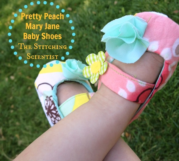 How-To: Draft Your Own Baby Shoe Pattern