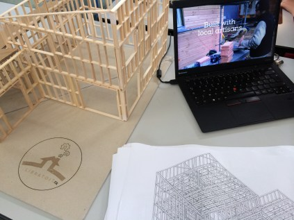 The model of the open source house