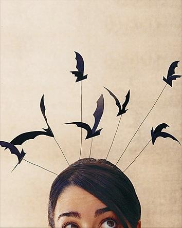 Make a Bat Headband