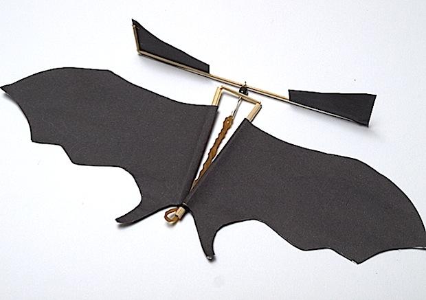 Flashback: Toy Batcopter