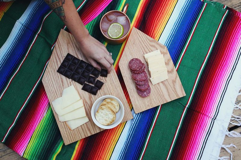 Make a Custom Cutting Board