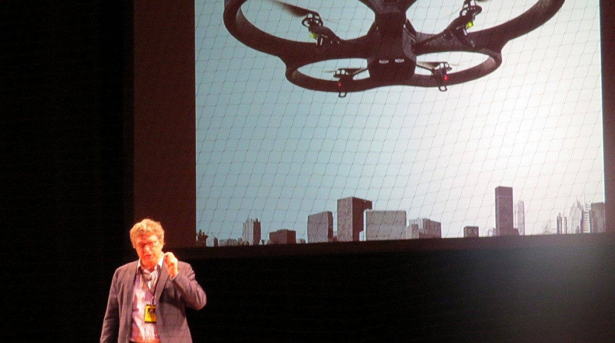 First Drone Conference Takes Off