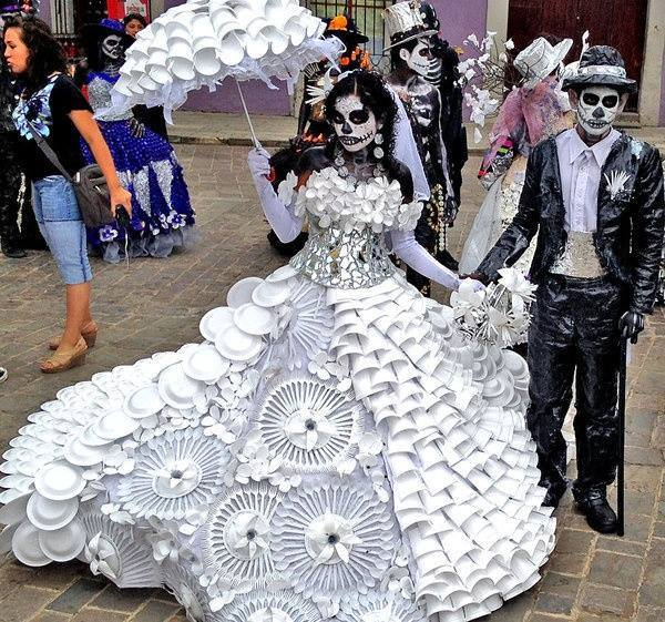 Best Day of the Dead Costume Ever