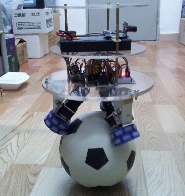 How to Make a Ball-Balancing Robot