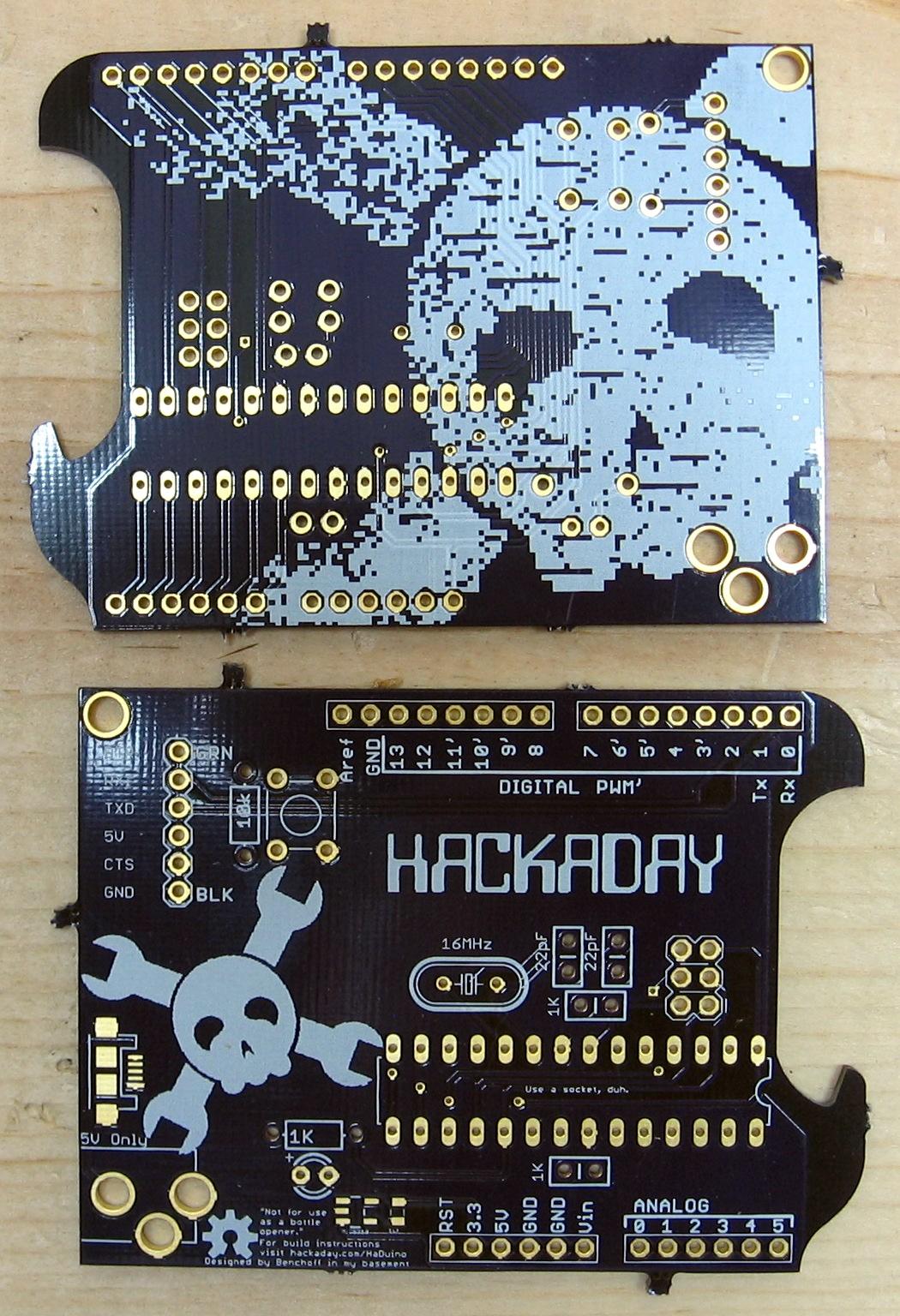 HaDuino: An Arduino That Opens Beer Bottles