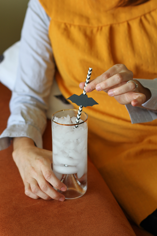 How-To: DIY Halloween Party Straws