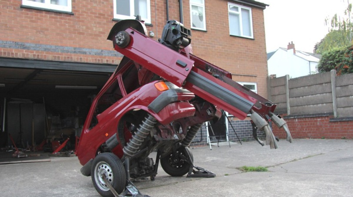 Ford Fiesta Transformer