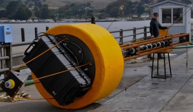 Making an Ocean Wave Energy Converter