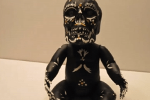 Day of the Dead Baby Doll
