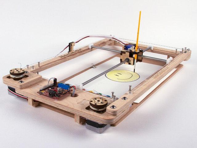 WaterColorBot Goes Into Production