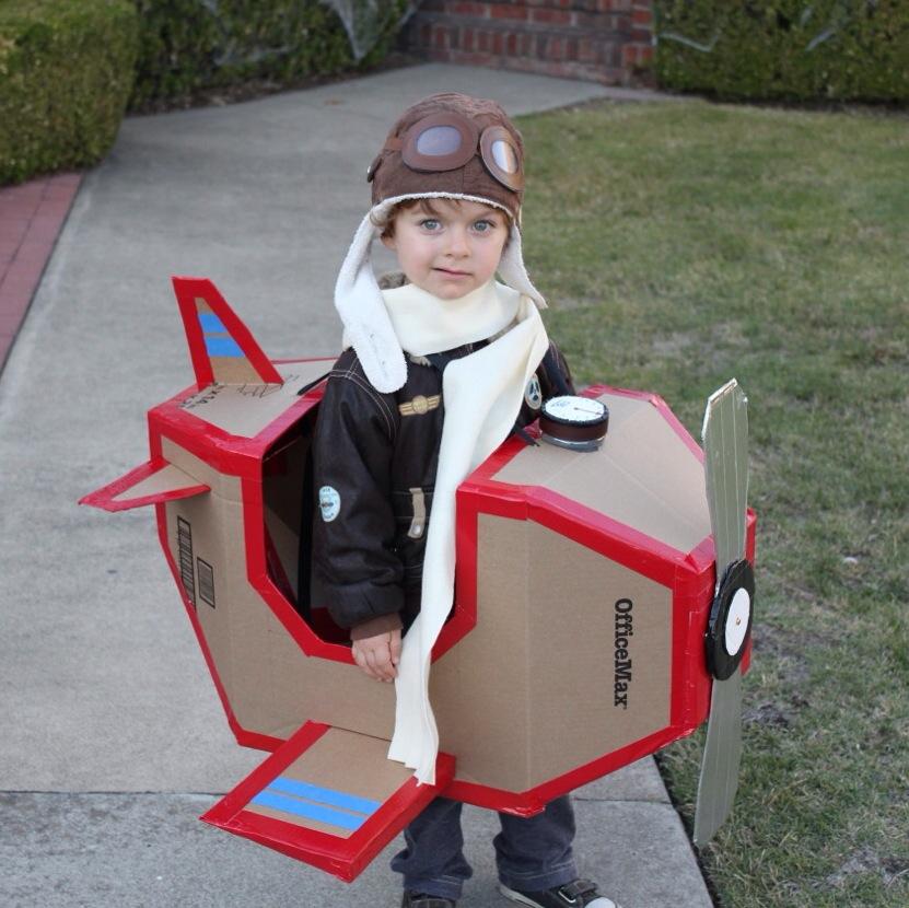 Super Sweet Airplane Costume