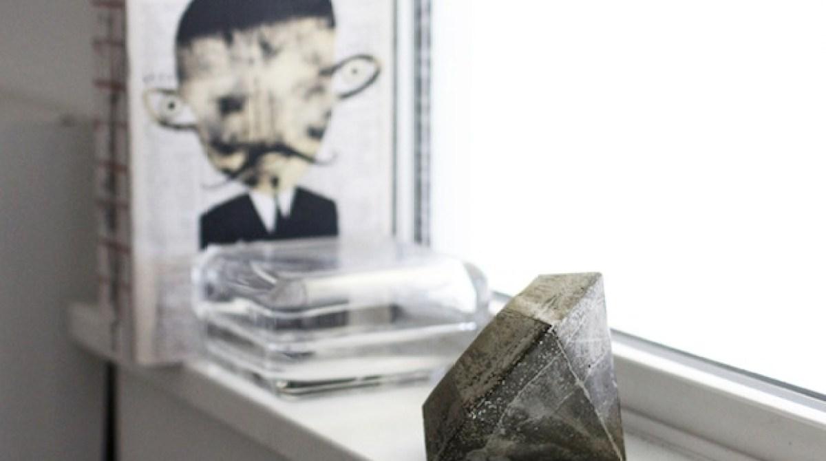 How-To: Concrete Diamond