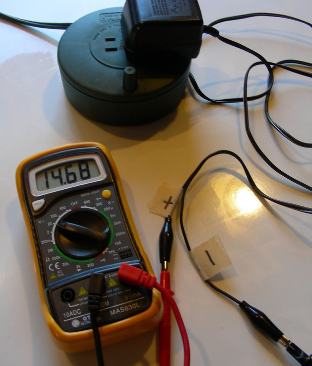 How to Create a Power Supply out of a Wall Wart