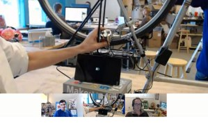 Pedal-Power Phone Charger with Sean Ragan (link)