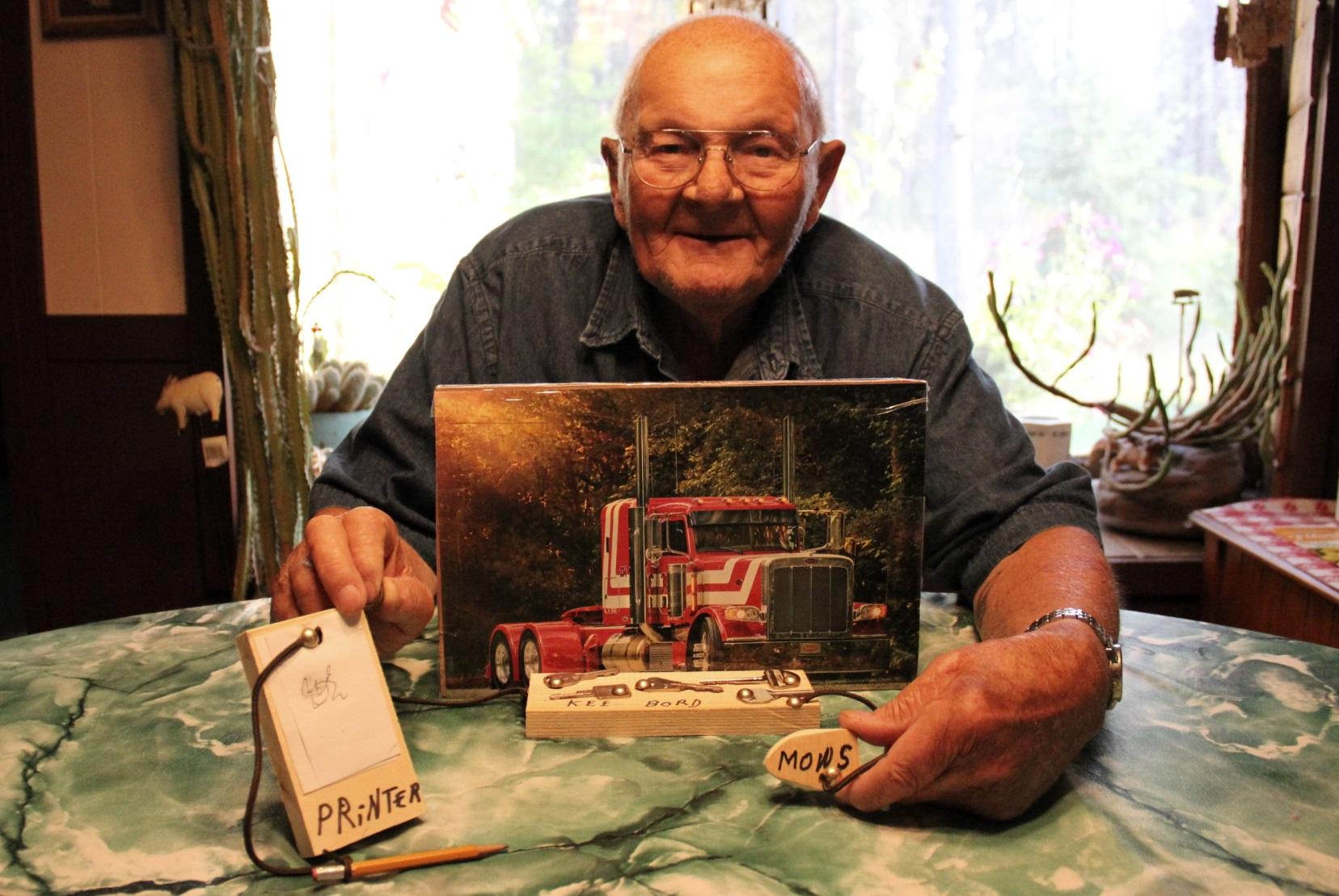 Grandpa Jake's Homemade Computer