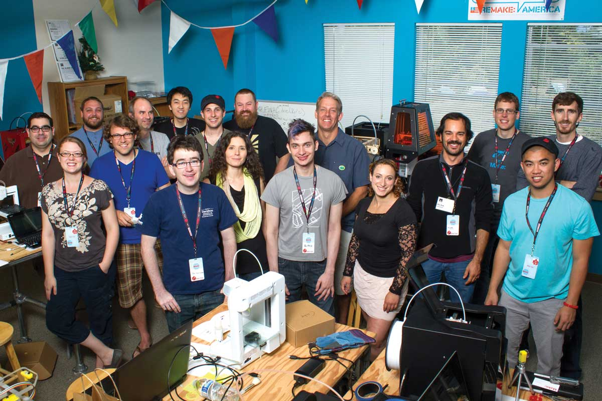 Meet the 2014 3D Printer Review Team