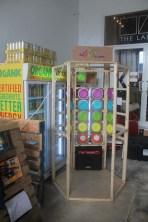 HackLab North Boynton's Daft Booth interactive Daft Punk music booth.