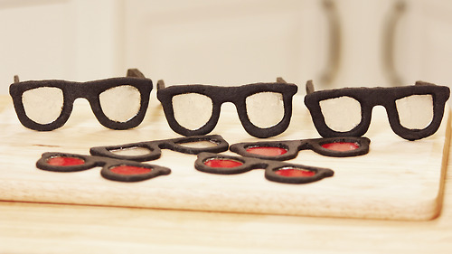 How-To: Nerdy Cookie Glasses