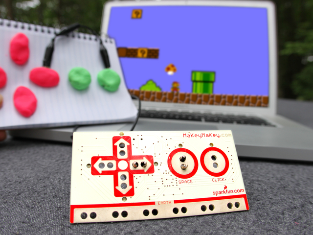 Electronic Windchimes, Physical Minecraft and 8 Other Slick MaKey MaKey Projects
