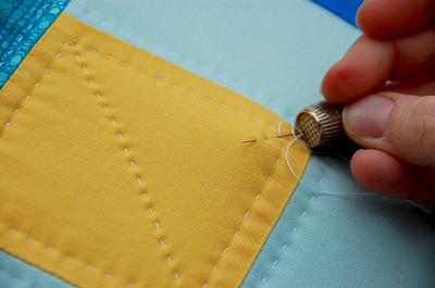 How-To: Hand Quilting