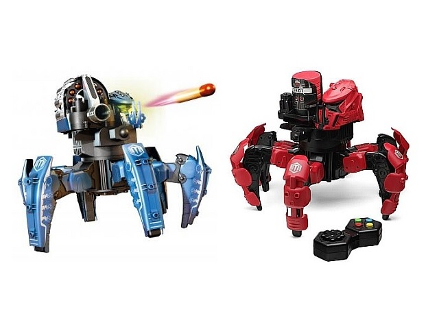 Holiday Gift Guide 2013: Robots