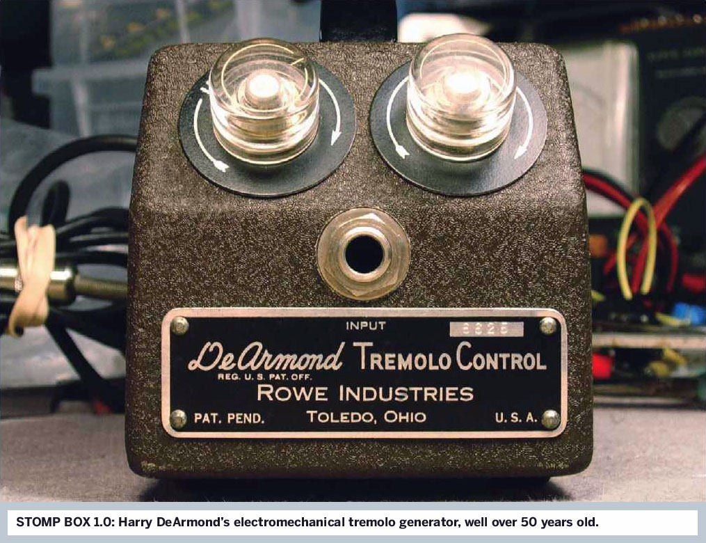 From DeArmond to Photoresistors, the Optical Tremolo Box Looks and Sounds Great!