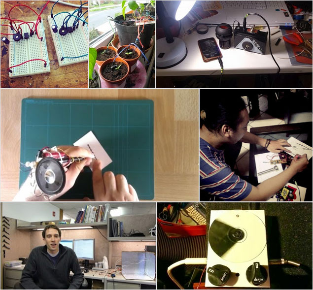 Makers Making #WeekendProjects