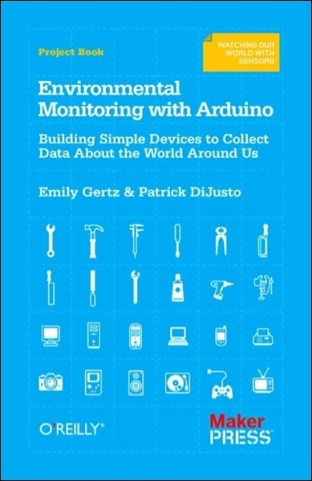 Environmental Monitoring with Arduino shows you how to use Arduino to create gadgets for measuring noise, weather, electromagnetic interference (EMI), water purity, and more. You'll also learn how to collect and share your own data, and you can experiment by creating your own variations of the gadgets covered in the book. If you're new to DIY electronics, the first chapter offers a primer on electronic circuits and Arduino programming.