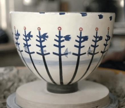 Animation on Pottery