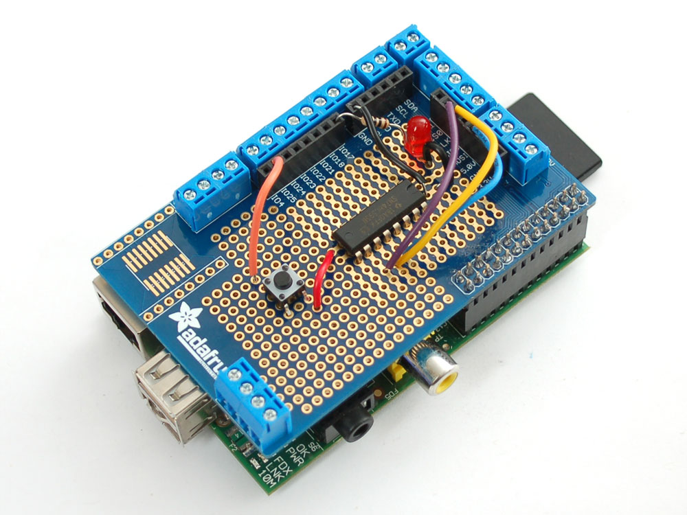 The Perfect Present for Pi Prototypers