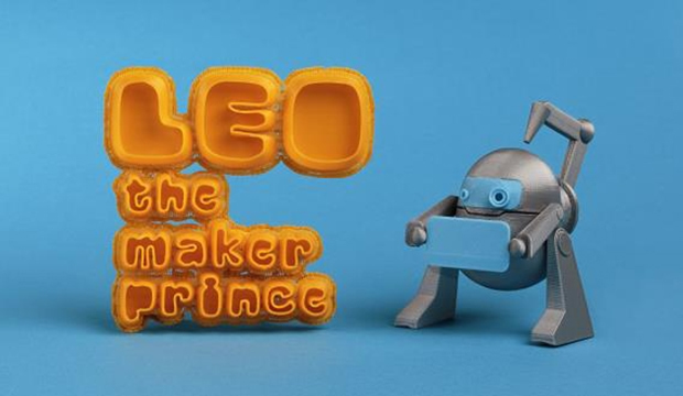 3D printing isn't magic, but LEO the Maker Prince is. Written for anyone who wants to learn more about 3D printing, the story follows Carla and her 3D printer buddy LEO as they take a fanciful and beautifully illustrated journey through Brooklyn. Through LEO's magic—3D printing—Carla finally becomes the artist she'd long ago wished to be. Plus, all of the objects in the book are printable!