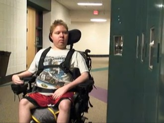 Read more >> Students help disabled schoolmate with robot locker.