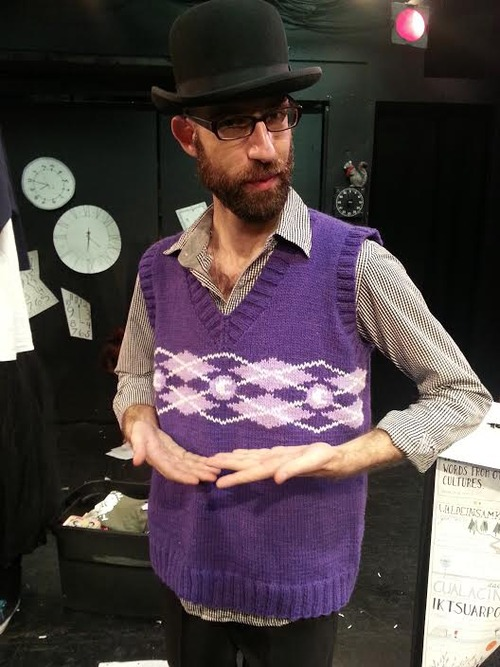 Welcome To Night Vale Sweater Vest
