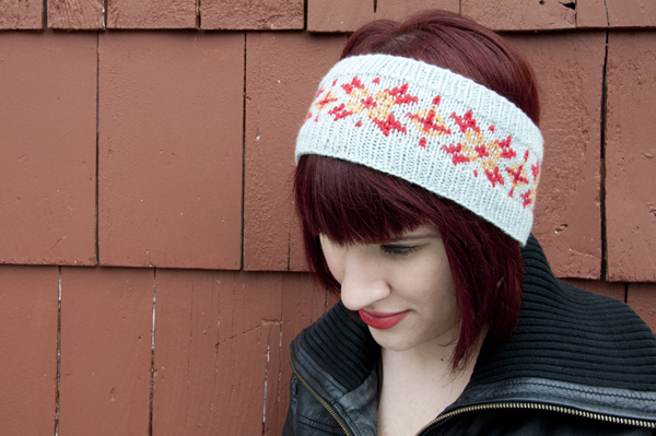 How-To: Stranded Colorwork Knit Headband