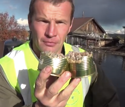 How-To: Open a Can of Food with Your Bare Hands