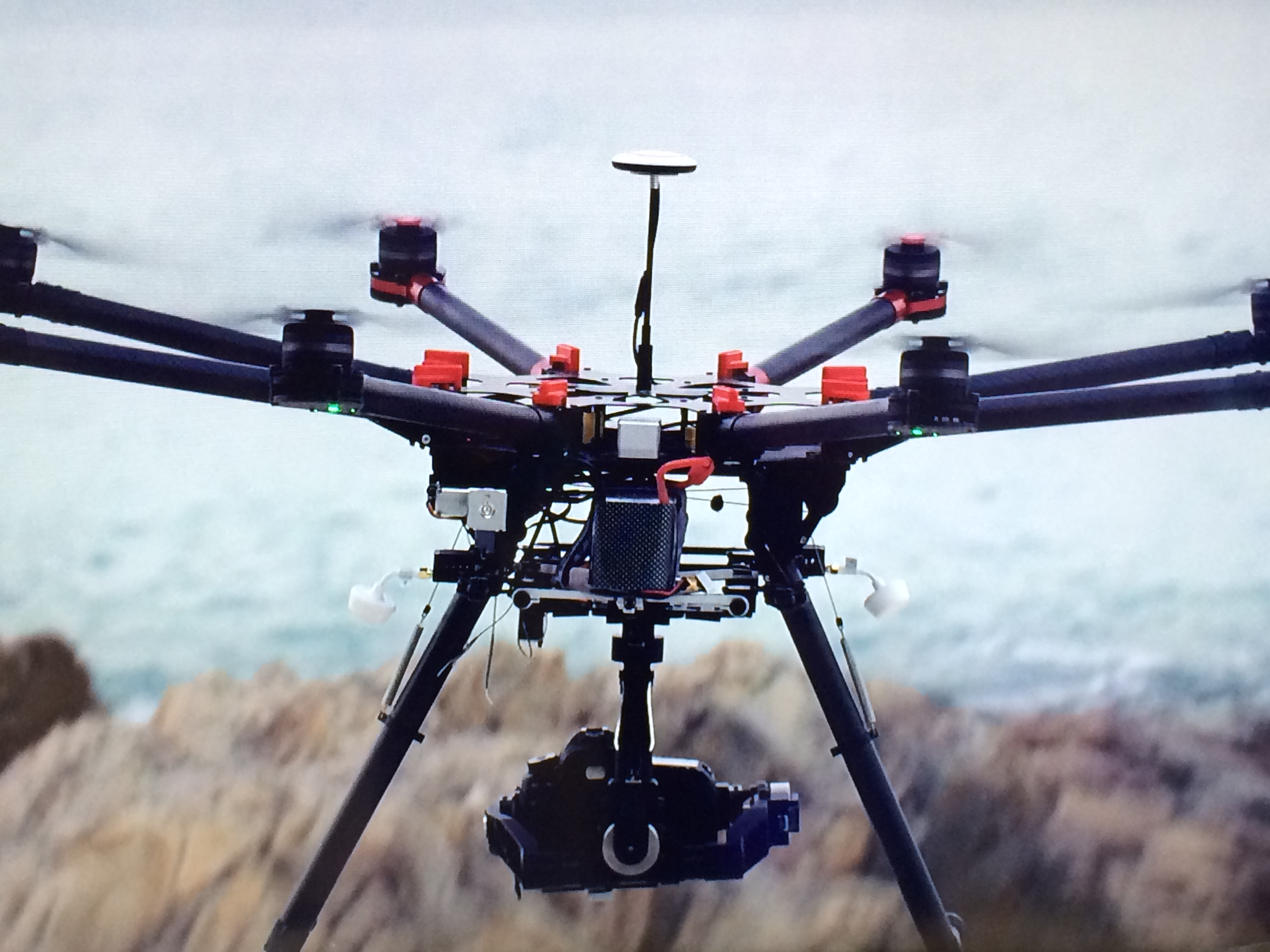 Pro-Quality Aerial Photography Goes Plug-and-Play with the DJI S1000