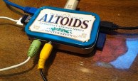 If you have a Raspberry Pi computer board, you can make a great inexpensive case for it out of an Altoids mint tin. Project Link