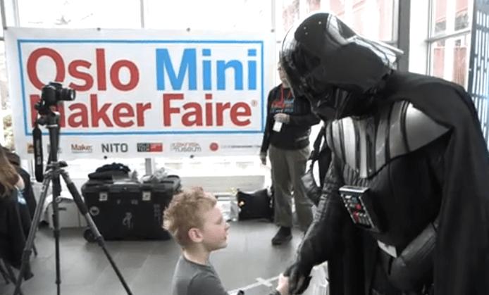 Winter Wonders: Maker Faire Oslo
