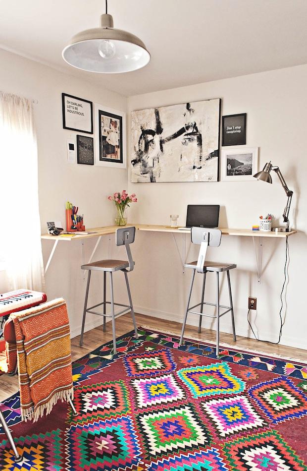 Office Inspiration: Building a Standing Desk